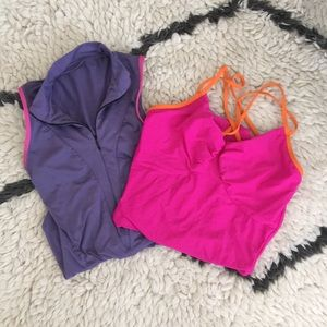 Set of 2 Natalie Dancewear Ballet Leotards